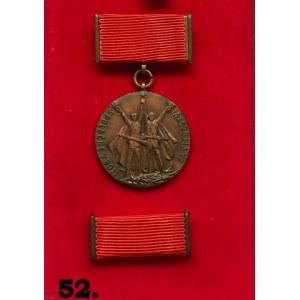 Odznaka - Razem w walce o zwycięstwo
