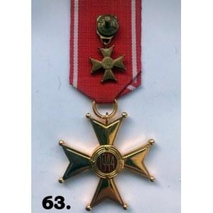 Krzyż Kawalerski OOP 1944