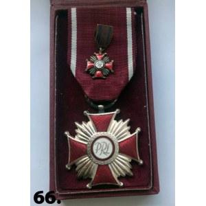 Srebrny Krzyż Zasługi PRL