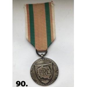 """Medal """" Za udział w walkach w obronie władzy ludowej"""""""