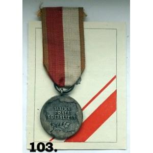 Medal 40-lecia Polski Ludowej