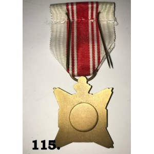 Belgijski Medal Dawcy Krwi