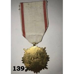 Złota Odznaka Honorowa Polskiego Czerwonego Krzyża