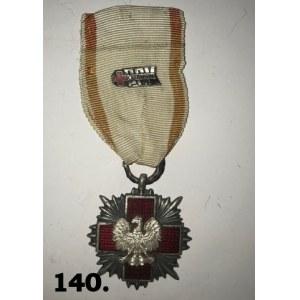 Srebrna Odznaka Honorowa Polskiego Czerwonego Krzyża