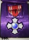 Srebrny Krzyż Zasługi Japońskiego Czerwonego Krzyża