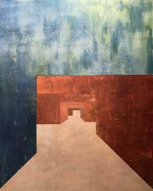 Andrzej Kikowski (ur. 1976), Abstrakcja XIV, 2020