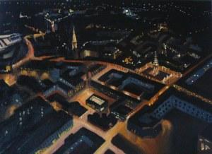 Izabela Najuch (ur. 1994), Nocne światła, 2020
