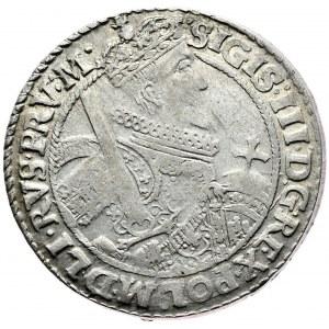 Zygmunt III Waza, ort 1621, Bydgoszcz, PRV:M+