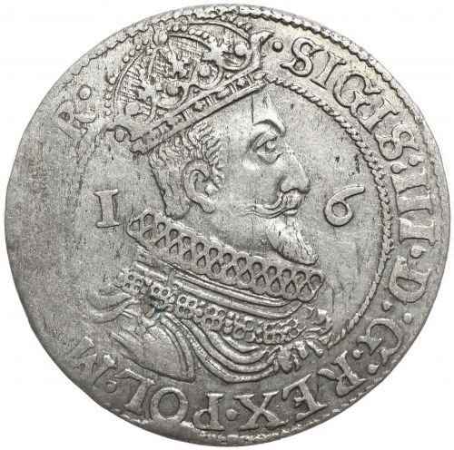 Zygmunt III Waza, ort 1623 PR., Gdańsk