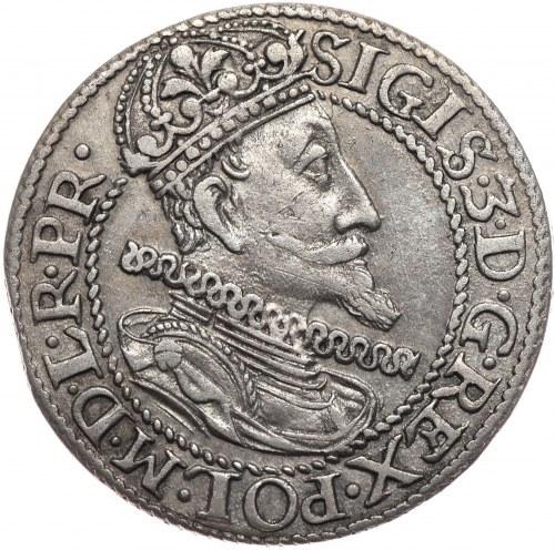 Zygmunt III Waza, ort 1612, Gdańsk,