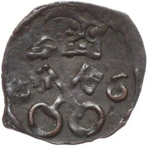 Zygmunt III Waza, denar 1606, Poznań