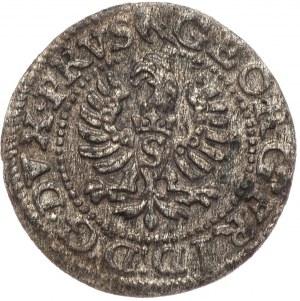 Prusy Książece, Jerzy Fryderyk, trzeciak 1594, Królewiec, rzadki