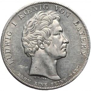 Niemcy, Bawaria, talar 1828
