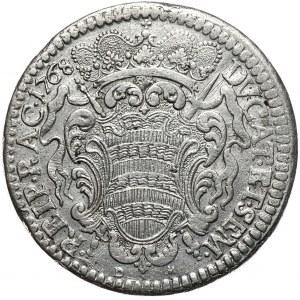 Chorwacja, Raguza - republika, talar 1768