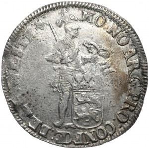 Niderlandy, Zachodnia Fryzja, talar 1695 (Zilveren dukaat)