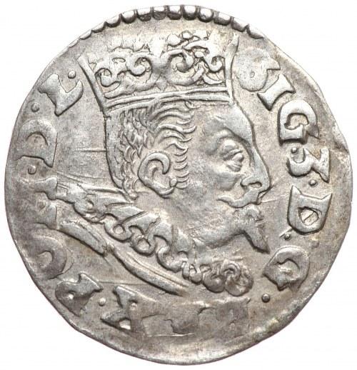 Zygmunt III Waza, trojak 1596, Lublin,