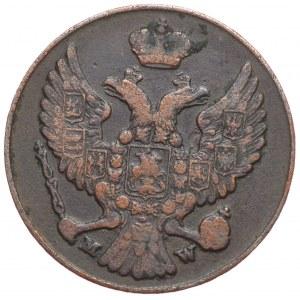 Zabór rosyjski, Mikołaj I, 3 grosze 1840, Warszawa