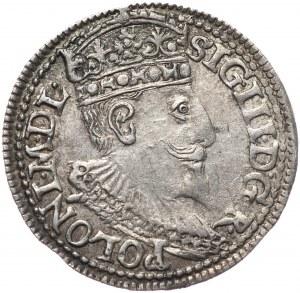Zygmunt III Waza, Trojak 1597, Olkusz