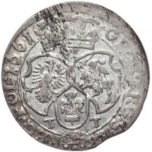 Jan II Kazimierz Waza, szóstak 1661, Bydgoszcz