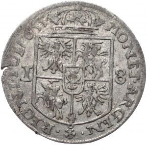 Jan II Kazimierz, Ort 1655, Kraków