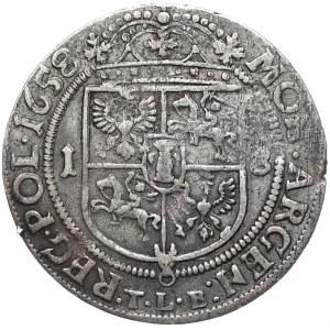 Jan II Kazimierz, Ort 1658, Kraków