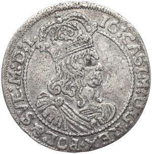 Jan II Kazimierz, Ort 1664 A-T, Kraków