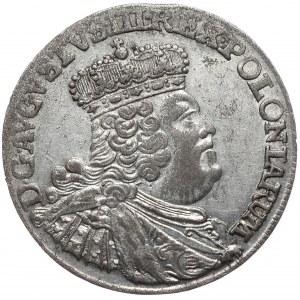 Kolekcja Piotra Anuszczyka, szóstak 1756, Lipsk