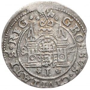 Stefan Batory, grosz 1582, Ryga