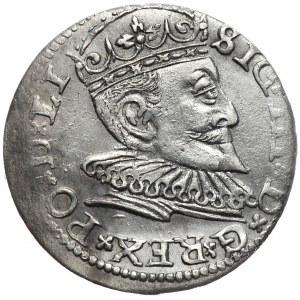 Zygmunt III Waza, trojak 1594, Ryga
