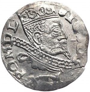 Zygmunt III Waza, trojak 1598, Wschowa, skrócona data