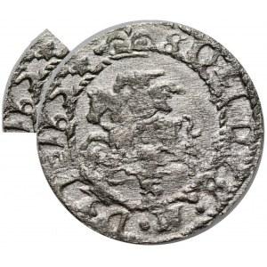 Jan Kazimierz, szeląg 1654, Wilno