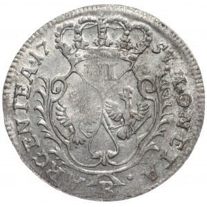 Prusy, Fryderyk II, szóstak 1757 B, Wrocław