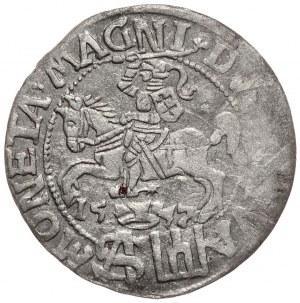 Zygmunt II August, grosz na stopę polską 1547, Wilno, L/LITVA