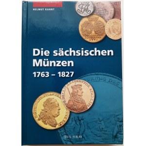 Helmut Kahnt, Die sächsischen Münzen 1763 – 1827, Katalog monet władców Saksonii 1763-1827