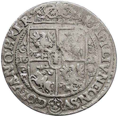 Kolekcja ortów polskich, ort 1621, Bydgoszcz, PRV:M+