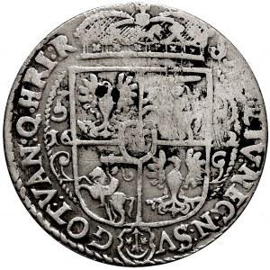 Kolekcja ortów polskich, ort 1622, Bydgoszcz, PRV:M+, szeroka korona