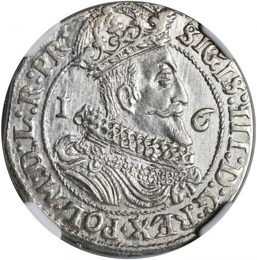 Zygmunt III Waza, ort 1626, Gdańsk