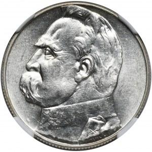5 złotych 1934 Piłsudski