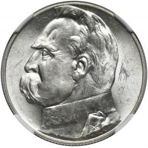 5 złotych 1938 Piłsudski