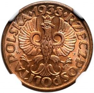 1 grosz 1938