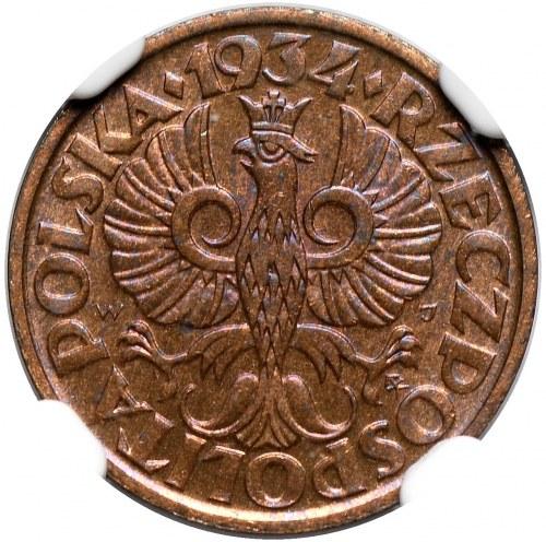 1 grosz 1934