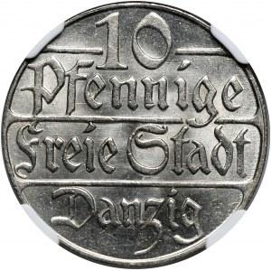 10 fenigów 1923