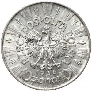 10 złotych 1936 Piłsudski
