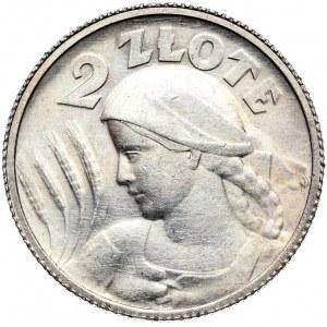 2 złote 1924 Paryż