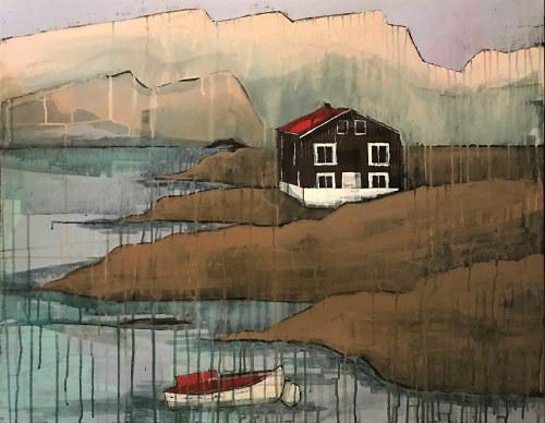 Anna Sikora, Deszczowa Islandia