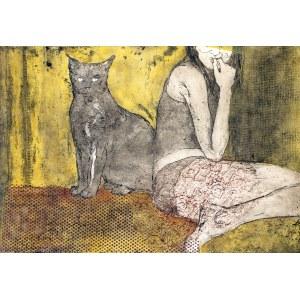 Edyta Purzycka, Kot i jego muza, 2003