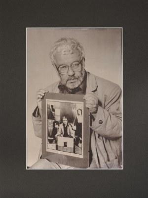 Konrad Karol Pollesch, Jerzy Nowosielski, 1989/2019