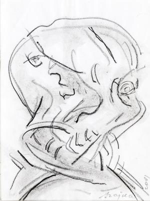 Szajna Józef, Bez tytułu, 2001 r.
