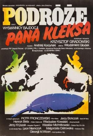 Jakub Erol, Podróże Pana Kleksa, 1985
