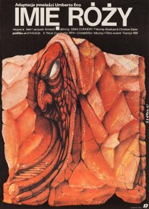 Jakub Erol, Imię Róży, 1987